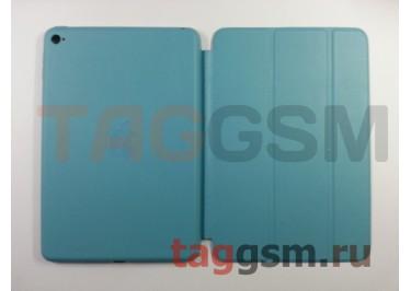 Сумка футляр-книга Smart Case для iPad mini 4 (голубая)
