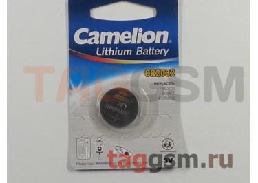 Спецэлемент Camelion CR2032-1BL (батарейка Li, 3V)