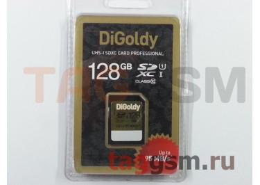 SDXC 128Gb DiGoldy Class10 UHS-I 95Mb / s