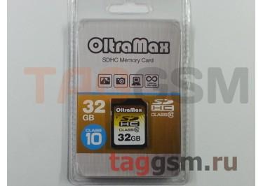 SD 32Gb OltraMax Class 10