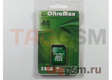 SD 32Gb OltraMax Class 4