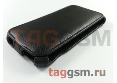 Сумка футляр-книга Armor Case для Alcatel 6039Y Idol 3 (черная в коробке)