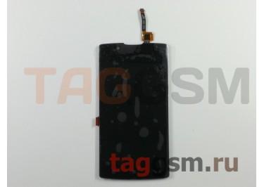 Дисплей для Lenovo A2010 + тачскрин (черный) (телефон)