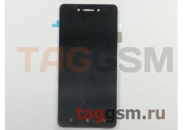 Дисплей для Lenovo S90 + тачскрин (черный)