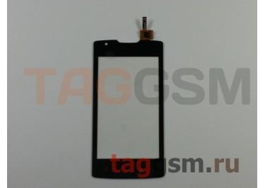 Тачскрин для Lenovo A1000 (черный) (телефон)