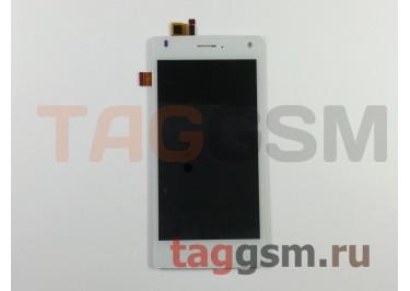 Дисплей для Fly FS452 Nimbus 2 + тачскрин (белый)