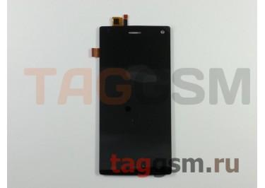 Дисплей для Fly FS452 Nimbus 2 + тачскрин (черный)