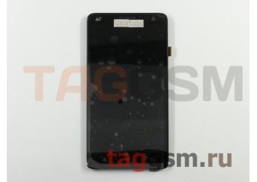 Дисплей для Lenovo S810t + тачскрин (черный), ориг used