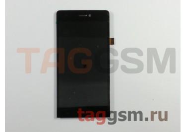 Дисплей для Explay Indigo + тачскрин (черный)