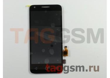 """Дисплей для Alcatel OT-4027D / 5017D / 5019D Pixi 3 (4.5"""") + тачскрин (черный)"""