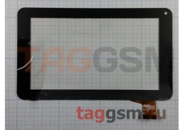 Тачскрин для China Tab 7.0'' 300-N3803K-A00-V1.0 (186*111 мм) (черный)