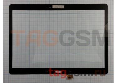 "Стекло для Samsung SM-T800 / T805 Galaxy Tab S 10.5"" (черный), ориг"