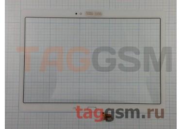 "Стекло для Samsung SM-T800 / T805 Galaxy Tab S 10.5"" (белый), ориг"