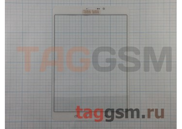 "Стекло для Samsung SM-T715 Galaxy Tab S2 8.0"" (белый), ориг"