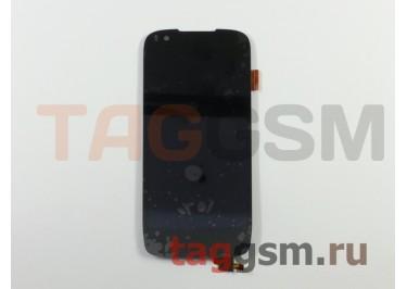 Дисплей для Fly IQ4405 EVO Chiс 1 + тачскрин (черный)