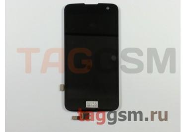 Дисплей для LG K130 K4 + тачскрин (черный)