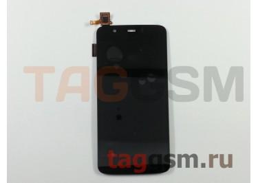 Дисплей для Fly IQ4414 Quad EVO Chiс 3 + тачскрин (черный)