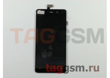 Дисплей для Highscreen Power Four + тачскрин (черный)