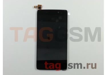 Дисплей для Alcatel OT-6039Y Idol 3 (4,7'') + тачскрин (черный)