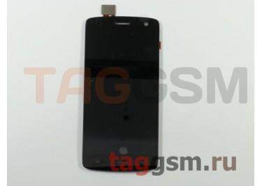Дисплей для Fly IQ4503 + тачскрин (черный)