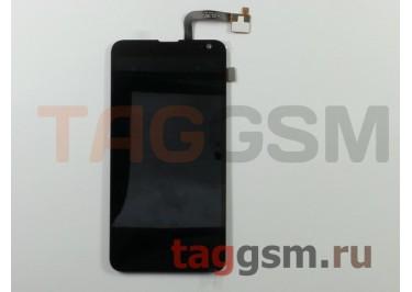 Дисплей для Fly IQ4514 + тачскрин (черный)