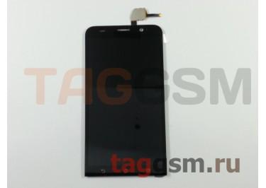 Дисплей для Asus Zenfone 2 (ZE551ML) (TM FHD) + тачскрин (черный)