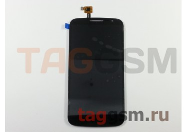 Дисплей для Alcatel OT-7050Y Pop S9 + тачскрин (черный)