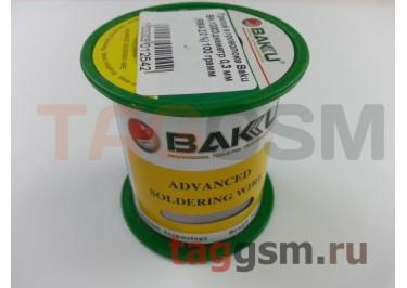 Припой в проволоке Baku BK-10003 диаметр 0,3 мм (RMA 2.0 %) 100 грамм