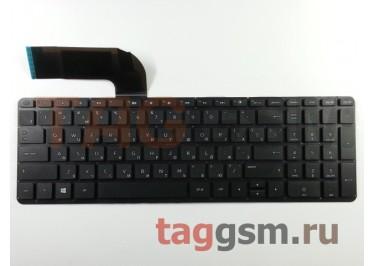 Клавиатура для ноутбука HP Pavilion 15-p / 17-f (черный)