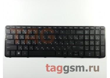 Клавиатура для ноутбука HP Pavilion 17 / 17-e (черный) с рамкой