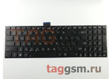 Клавиатура для ноутбука Asus X502 / X502C / X502CA / X502CB / X552 / X552C / X552CL / X552VL / X552E (черный) без рамки