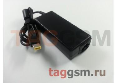 Блок питания для ноутбука Lenovo 20V 3.25A  USB (разъем NEW), AAA