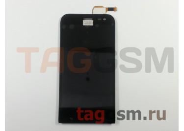 Дисплей для Asus Zenfone Zoom (ZX551ML) + тачскрин (черный)