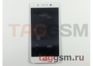 Дисплей для Huawei GR3 + тачскрин (белый)