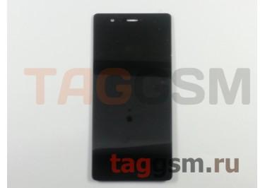 Дисплей для Huawei P9 + тачскрин (черный)