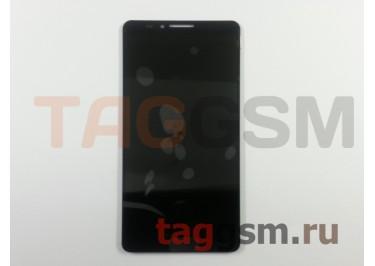 Дисплей для Huawei Ascend Mate 7 + тачскрин (черный)