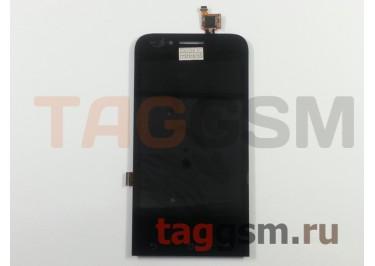 Дисплей для Asus Zenfone Go (ZC451TG) + тачскрин (черный)