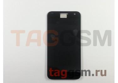 Дисплей для Huawei Ascend G7 + тачскрин (черный)