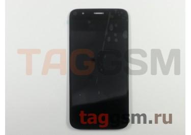 Дисплей для Huawei G8 + тачскрин (черный)