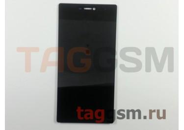 Дисплей для Huawei P8 + тачскрин (черный)
