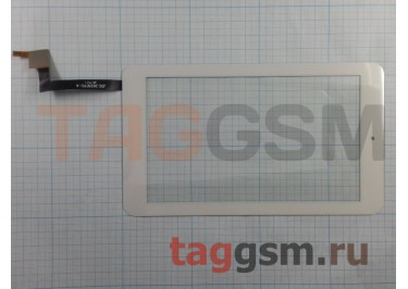 Тачскрин для Alcatel OneTouch POP 7 (P310X)  (JDC.3655FPC-A) (белый)