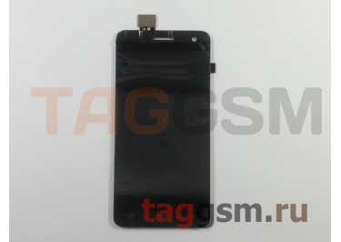 Дисплей для Fly IQ4512 Quad EVO Chic 4 + тачскрин (черный)