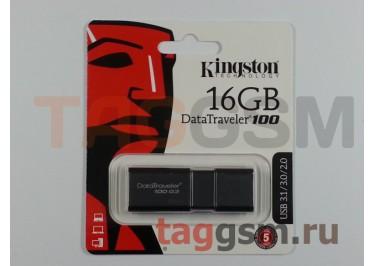 Флеш-накопитель 16Gb Kingston USB 3.0 DT100G3