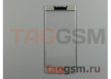 Стекло для Samsung G928F Galaxy S6 Edge Plus (белый), ААА