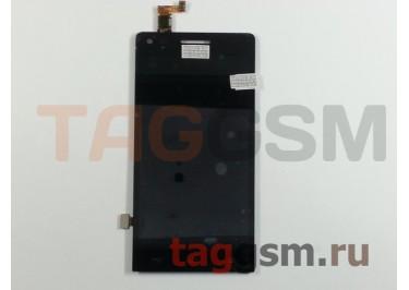 Дисплей для Huawei Ascend G6 + тачскрин (черный)