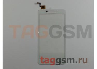 Тачскрин для Lenovo A5000 (белый) (телефон)