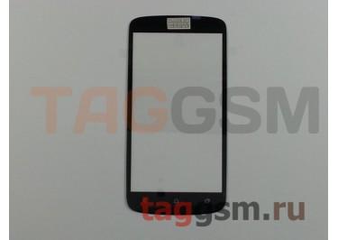 Стекло для HTC One S (черный)