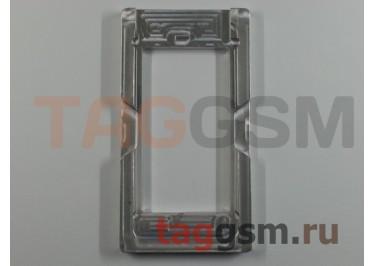 Форма для склеивания дисплея и стекла iPhone 7 (алюминий)