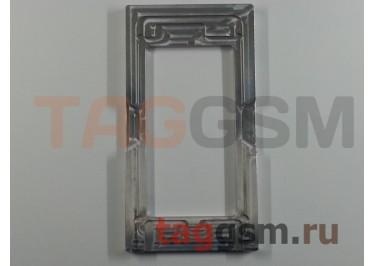 Форма для склеивания дисплея и стекла iPhone 7 Plus (алюминий)