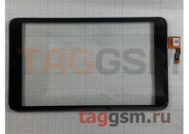 Тачскрин для Alcatel OneTouch POP 8 (P320X) в рамке (черный)